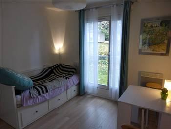 Studio meublé 16,9 m2