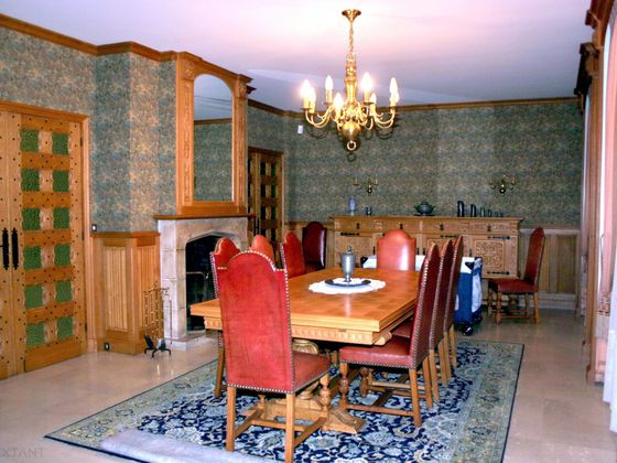Vente propriété 11 pièces 40000 m2