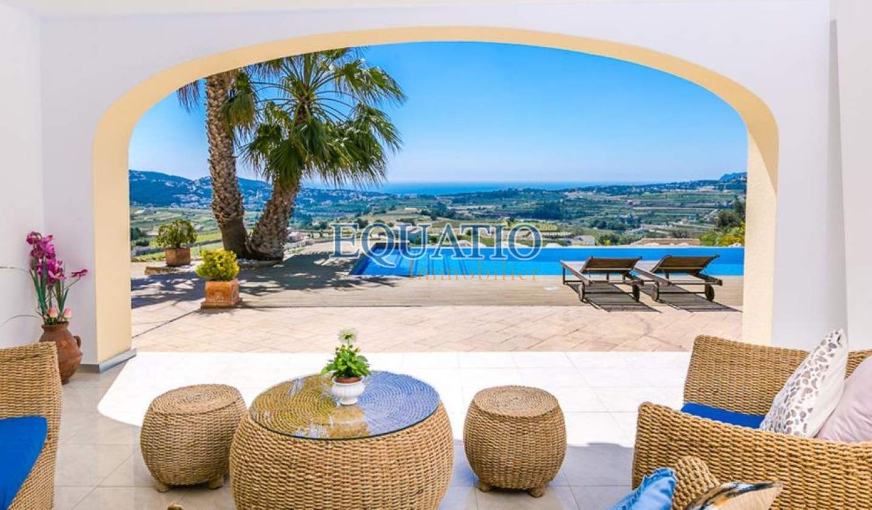 Villa avec piscine et terrasse Alcasar