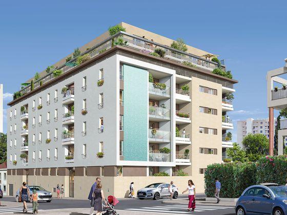 vente Appartement 2 pièces Marseille 4ème