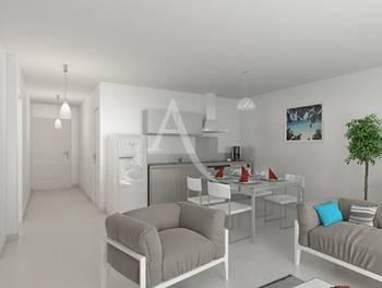 Maison 3 pièces 59,99 m2
