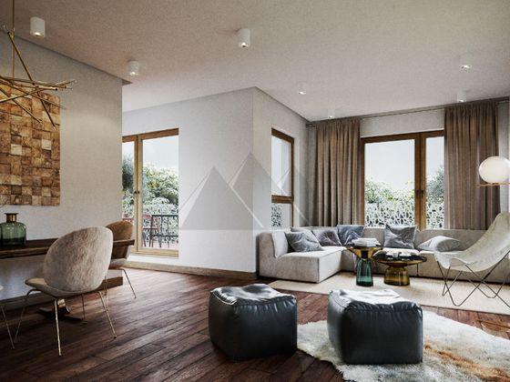 Vente appartement 4 pièces 130,09 m2