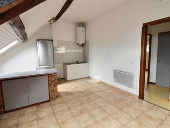 Appartement 2 pièces 29,43 m2