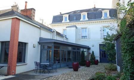 Vente de maisons de luxe avec piscine Le Mans