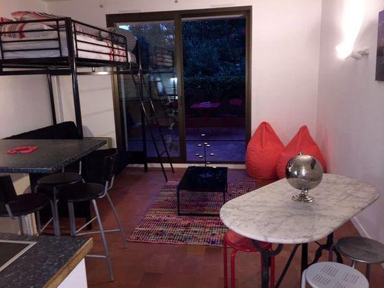 Vente studio 26 m2