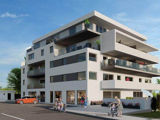 Vente appartement 4 pièces 96,09 m2
