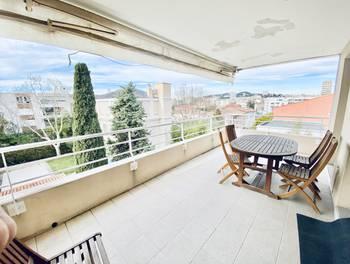 Appartement 4 pièces 86,48 m2