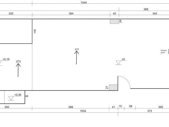 Vente divers 1 pièce 38 m2