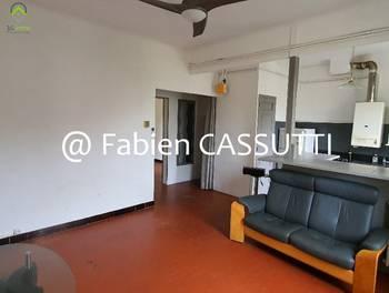 Appartement 2 pièces 44,84 m2