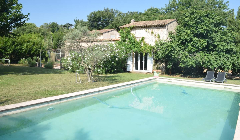 Maison avec piscine et terrasse Luynes