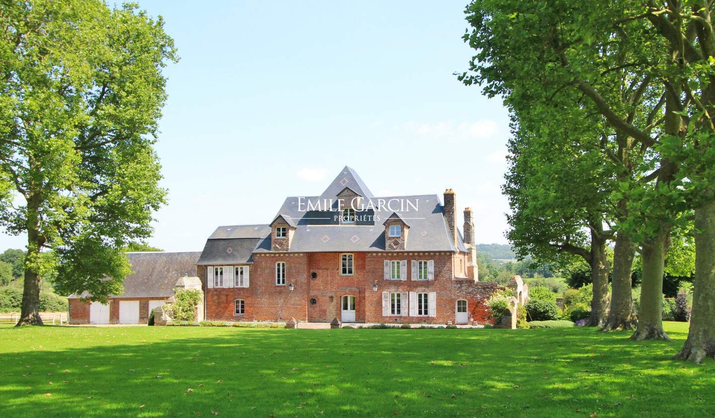 Property with pool Gournay-en-Bray