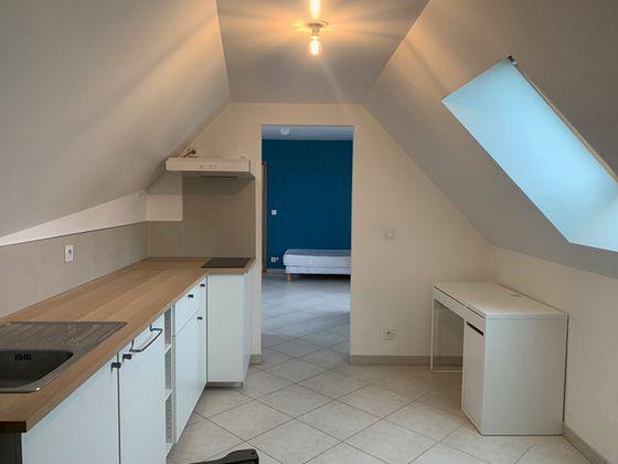 Location studio 26,67 m2