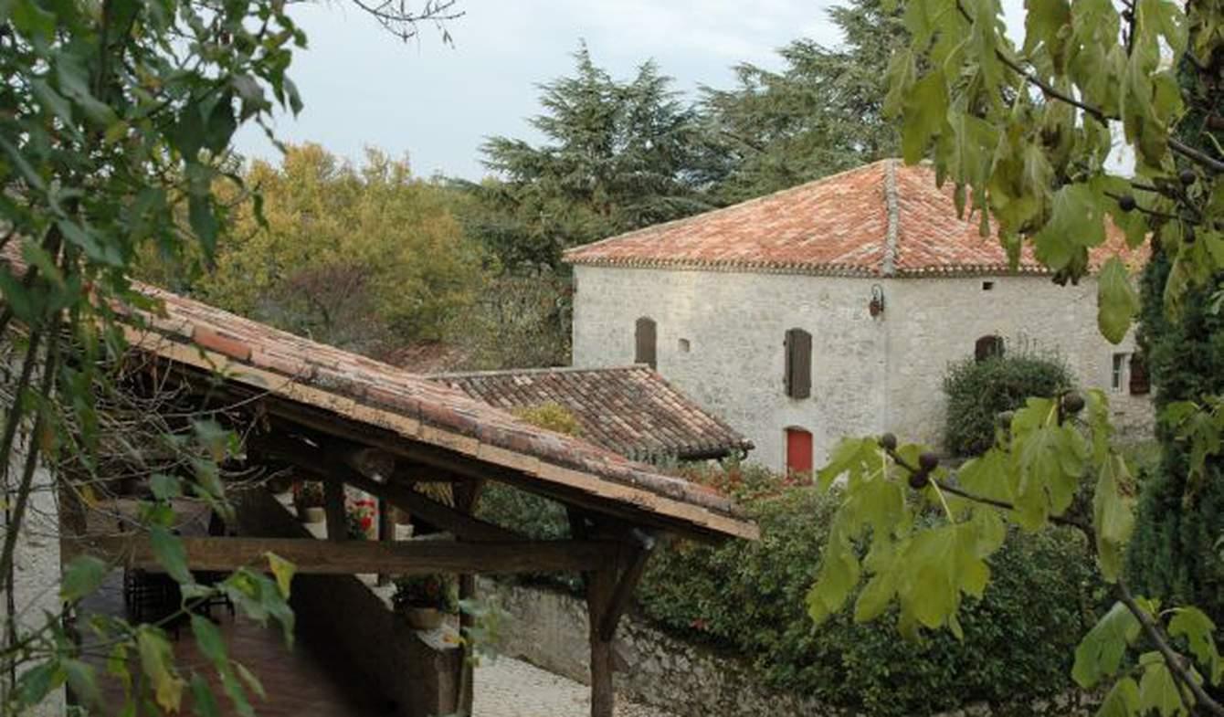 Maison avec piscine et terrasse Pujols