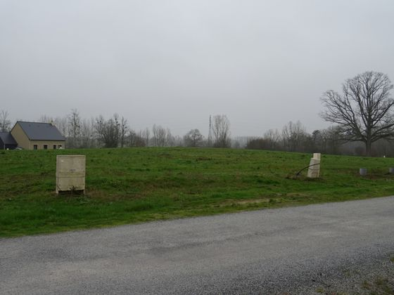 Vente terrain 723 m2