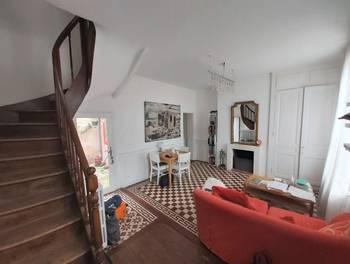 Maison 3 pièces 64,73 m2