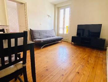 Appartement 2 pièces 37,53 m2