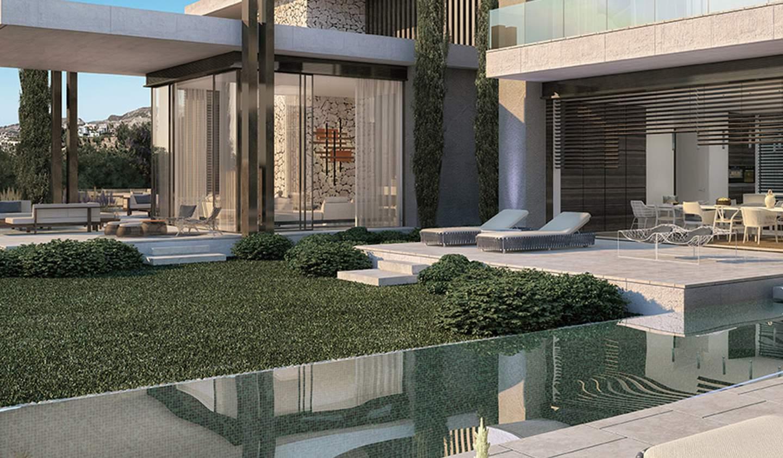 Seaside villa with pool La Quinta
