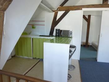 Appartement 2 pièces 32,28 m2