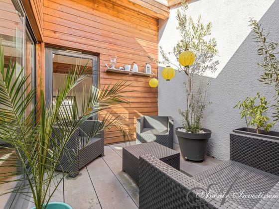 Vente appartement 5 pièces 177 m2