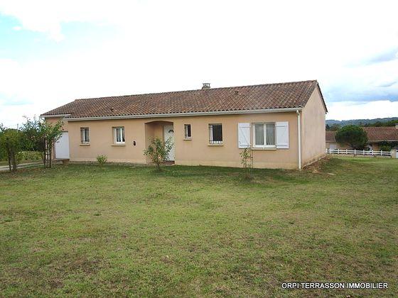 Vente maison 4 pièces 102,44 m2