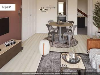 Maison 3 pièces 69,12 m2
