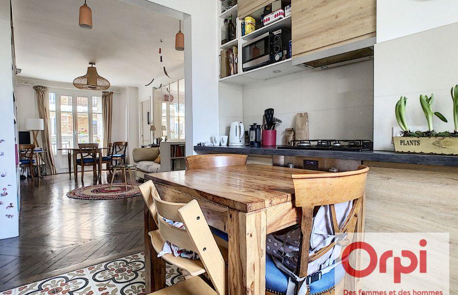 Vente appartement 3 pièces 67.76 m² à Issy-les-Moulineaux (92130), 618 000 €