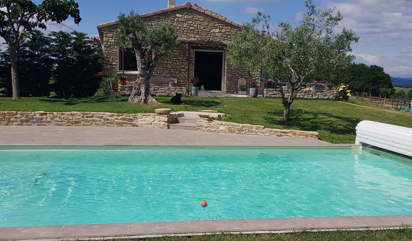 Villa avec piscine et jardin La Bégude-de-Mazenc