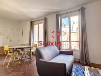 Appartement meublé 2 pièces 40,05 m2