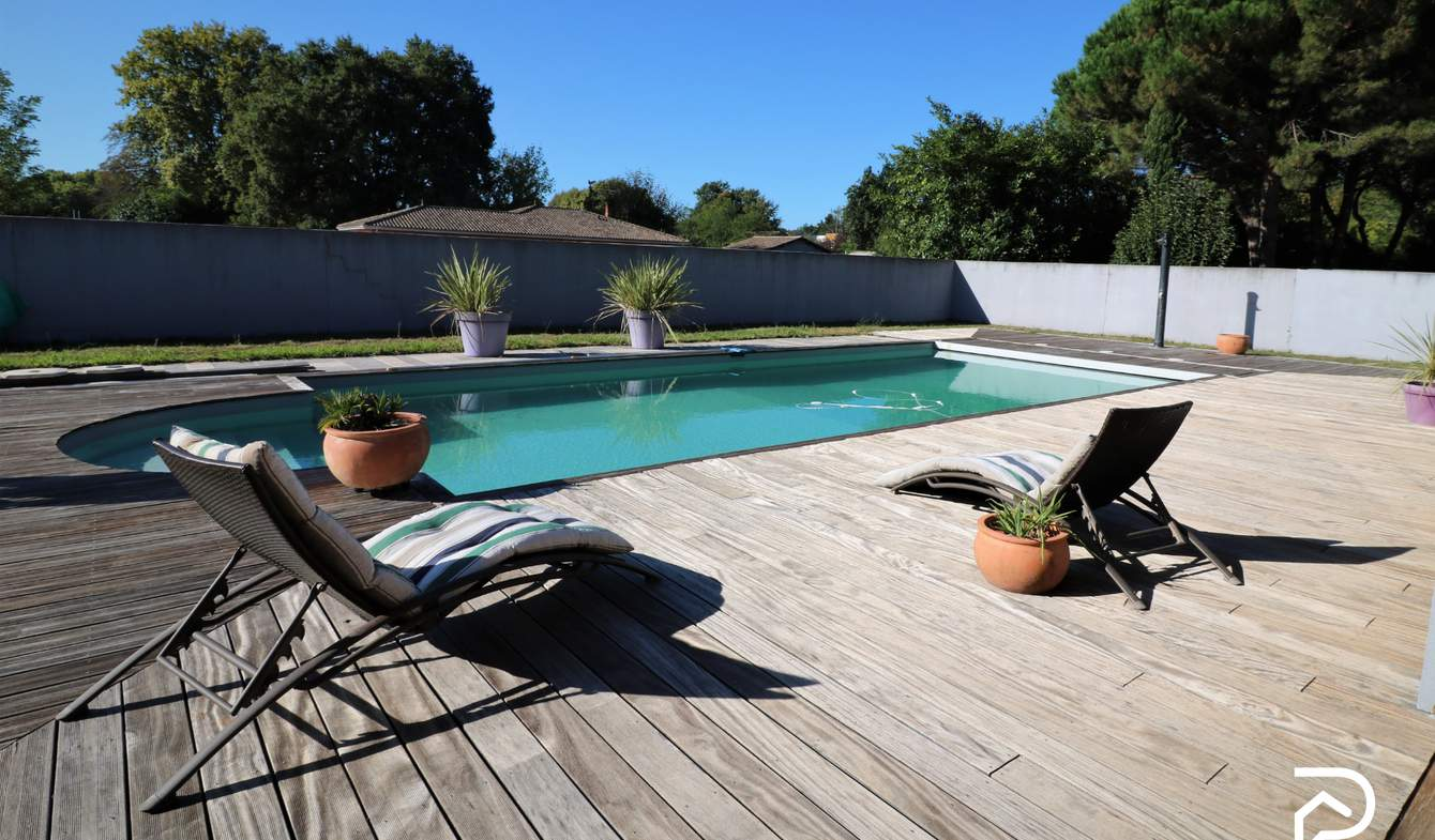 Maison avec piscine Gradignan