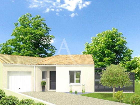 Vente maison 6 pièces 103,32 m2