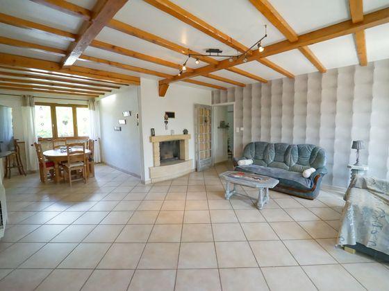 Vente maison 8 pièces 154,59 m2
