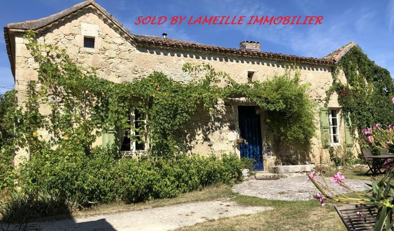 Maison avec terrasse Saint-Clar