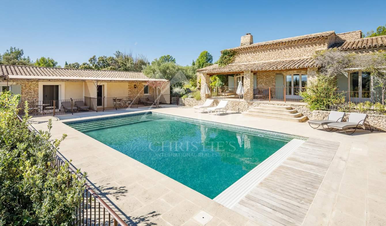 Villa avec piscine Joucas