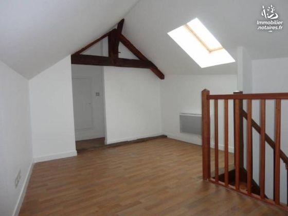 Location duplex 2 pièces 53 m2