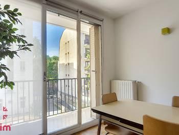 Appartement meublé 2 pièces 47,37 m2