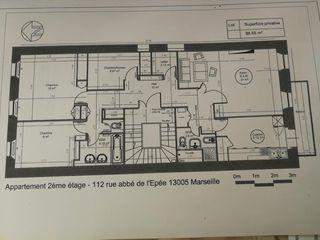 Appartement Marseille 5ème