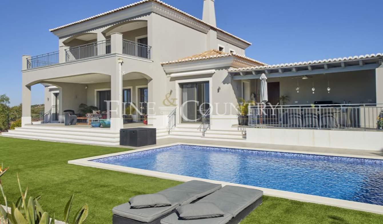 Villa avec jardin et terrasse Loulé