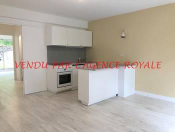 Appartement 3 pièces 51,41 m2