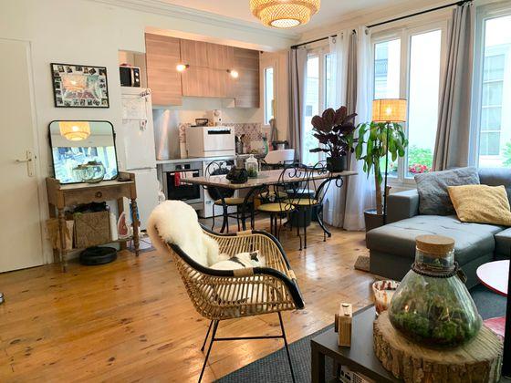 Location DAppartements Meubls  Paris Eme   Appartement