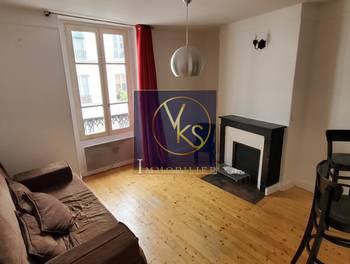 Appartement 2 pièces 37,28 m2