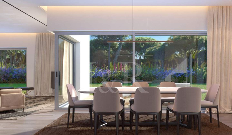 Villa avec jardin et terrasse Cascais