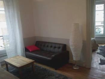 Appartement meublé 2 pièces 30,4 m2
