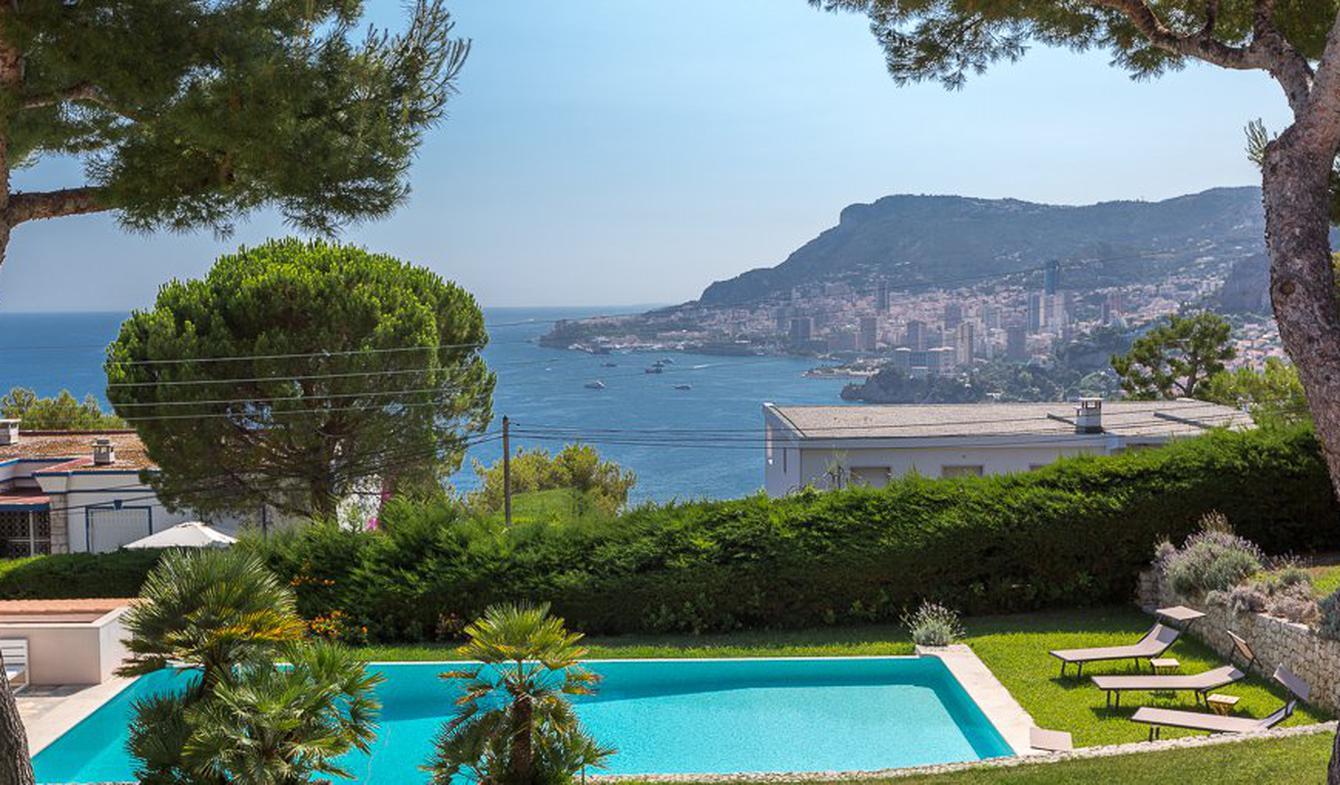 House with pool Roquebrune-Cap-Martin