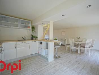 Appartement 3 pièces 63,95 m2