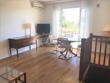 Appartement meublé 4 pièces 99 m2