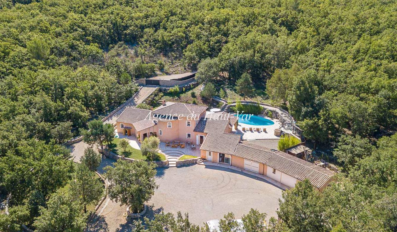 Villa avec piscine et terrasse Mons