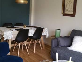 Appartement meublé 2 pièces 59,18 m2