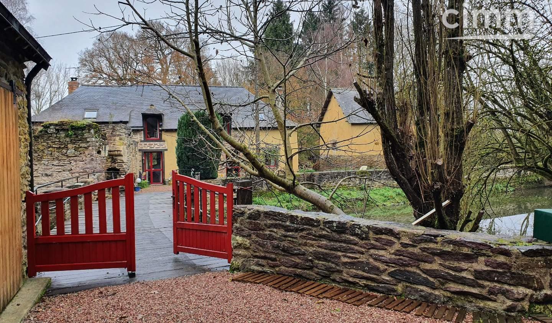 Maison avec terrasse Noyal-Châtillon-sur-Seiche