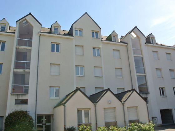 vente Appartement 2 pièces 50 m2 Nantes