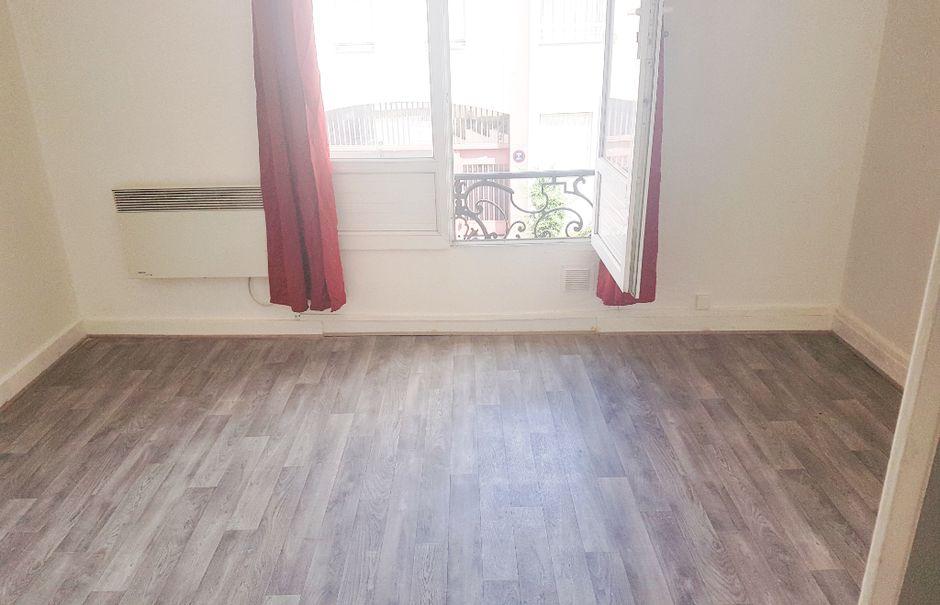 Vente appartement 2 pièces 29.48 m² à Le Bourget (93350), 115 000 €